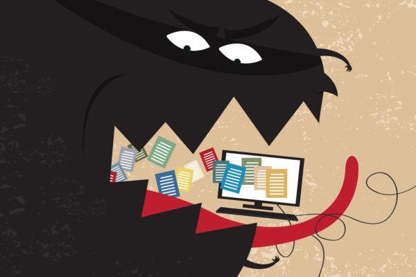 Cybercriminalit | Vol de donnes informatiques