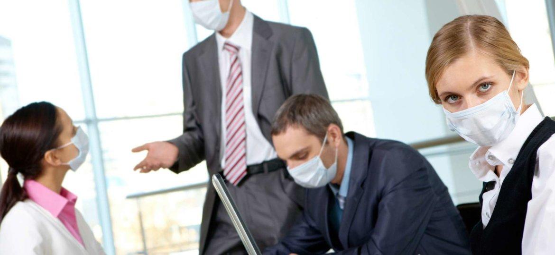 Port du masque obligatoire dans les entreprises - Exco Hesio - Expert-comptable Roanne